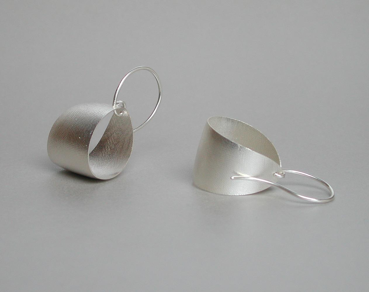 earrings GLAMOUR silver