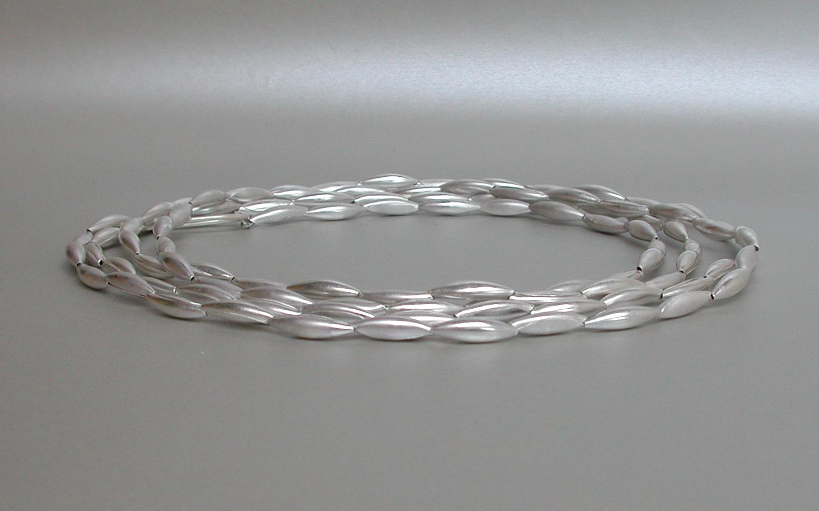 necklace TOGETHER 100 fine silver