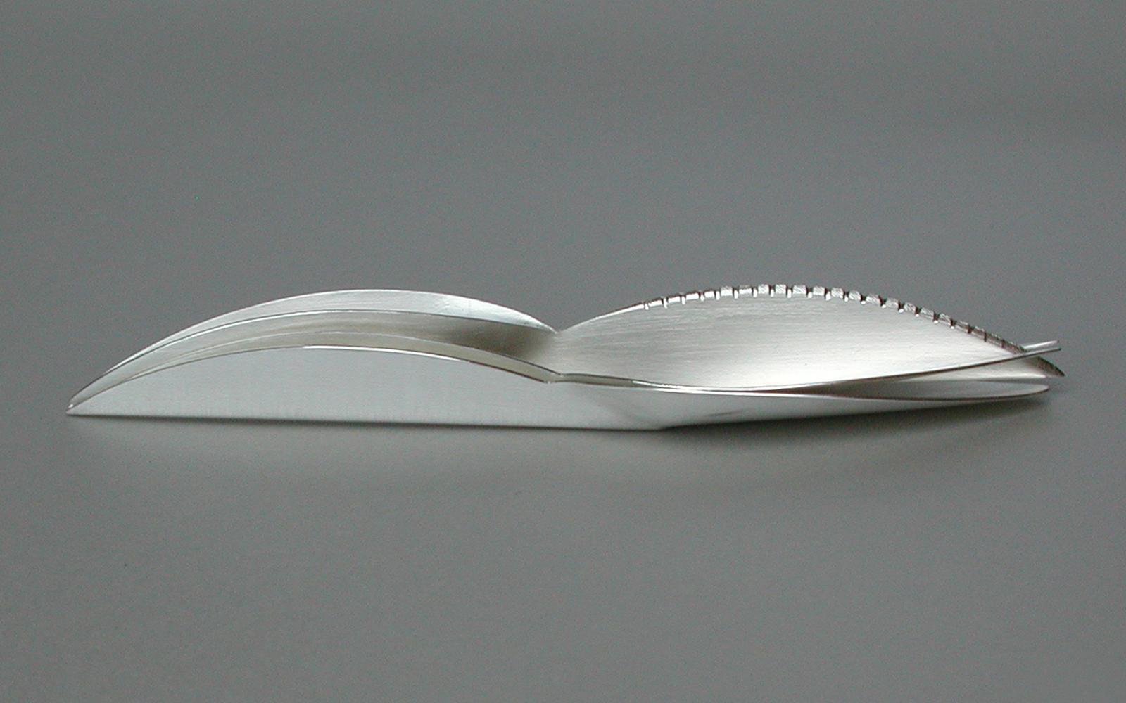 PIKNIK   cutlery   silver