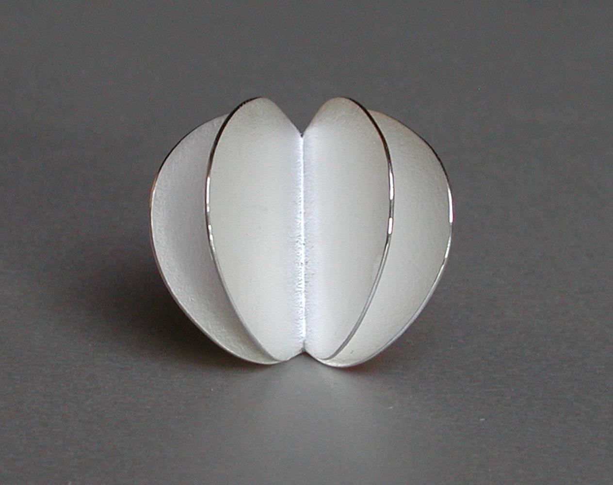 brooch EUPHRASY silver