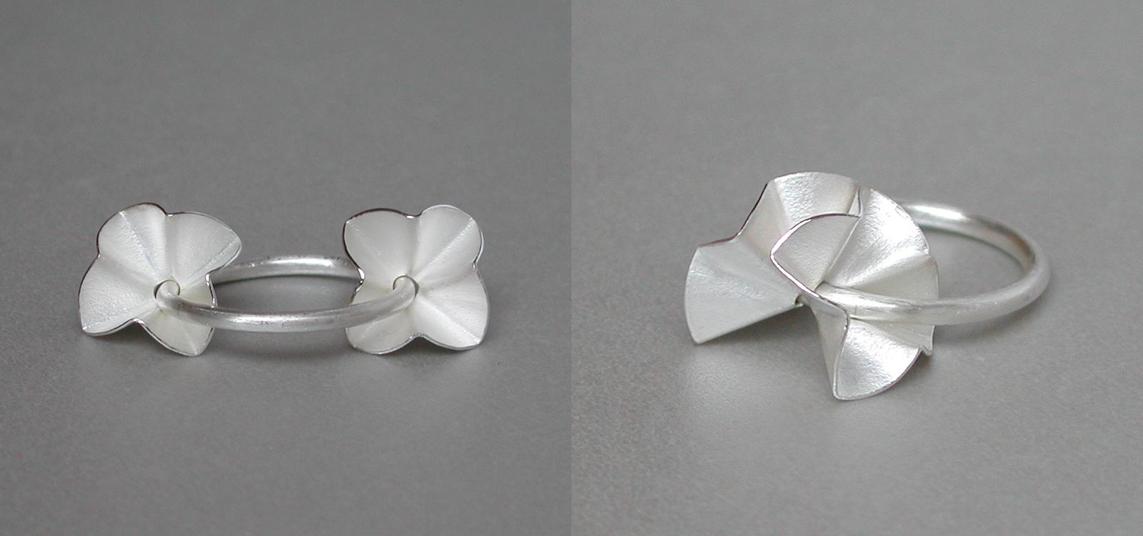 ring Alfalfa silver